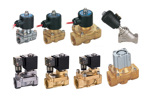 2 Way, 2 Position Solenoid Valves